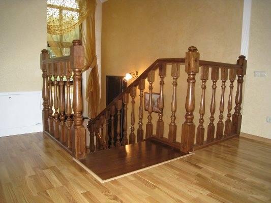 Перила и ограждения для лестниц в Ижевске Сравнить цены