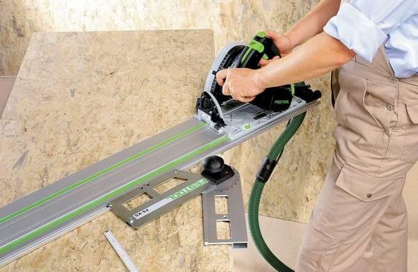 Направляющая шина для циркулярной пилы своими руками инструкция 22