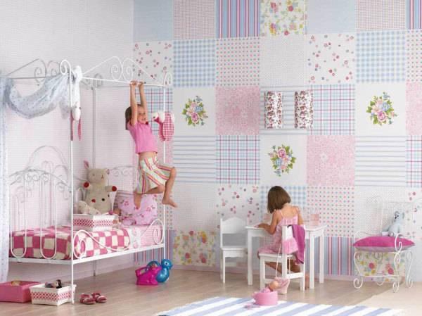 Обои для детской: выбор типа покрытий по экологичности материала, цвету и характеру, подбор рисунка