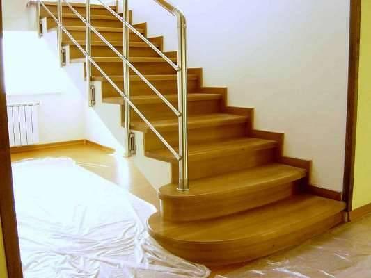 Центр лестниц - Первая ступень