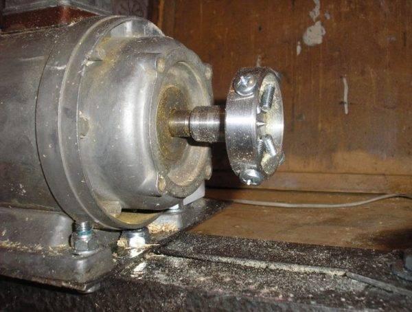 Как сделать шпиндель для токарного станка по металлу 30