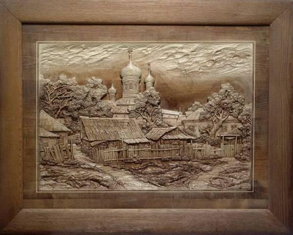 Резные панно из дерева: фото резного декора, картины из дерева Индонезия, резное панно своими руками для бани, деревянные на стену, видео 52
