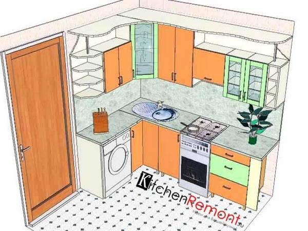 С чего начать ремонт кухни своими руками - пошаговая 6
