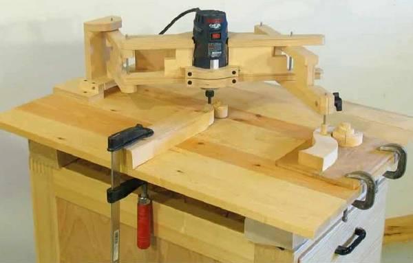 Как работать фрезером по дереву в домашних условиях 5